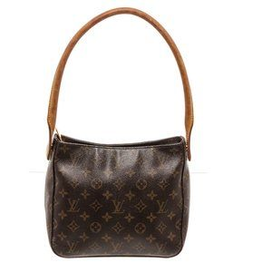 Louis Vuitton Monogram Canvas MM Shoulder Bag